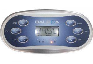 Balboa control panel