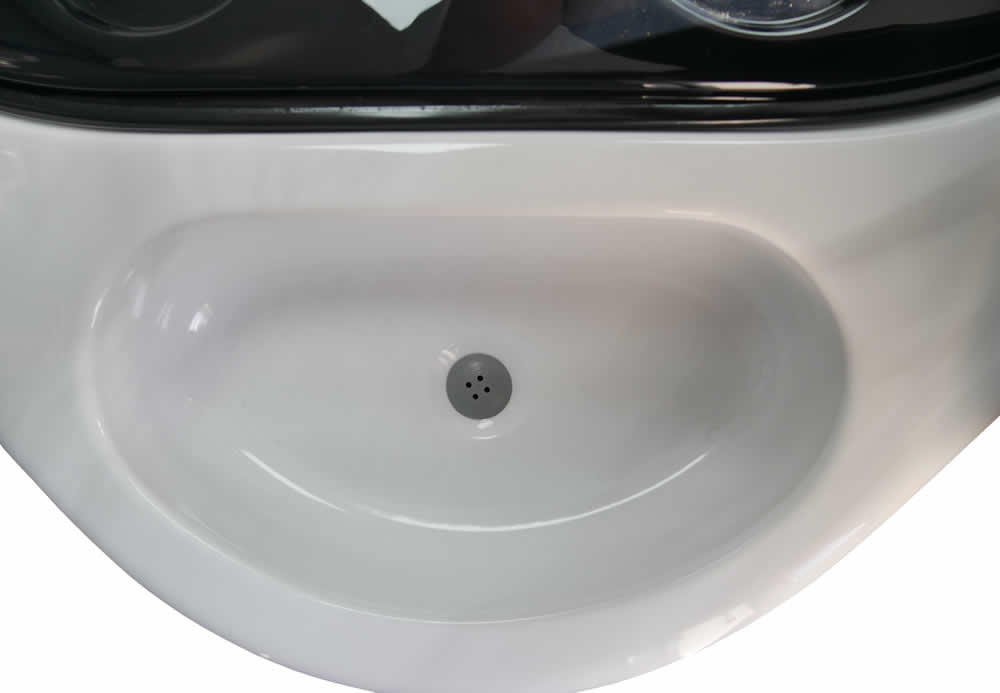 Integrated Ice Bucket
